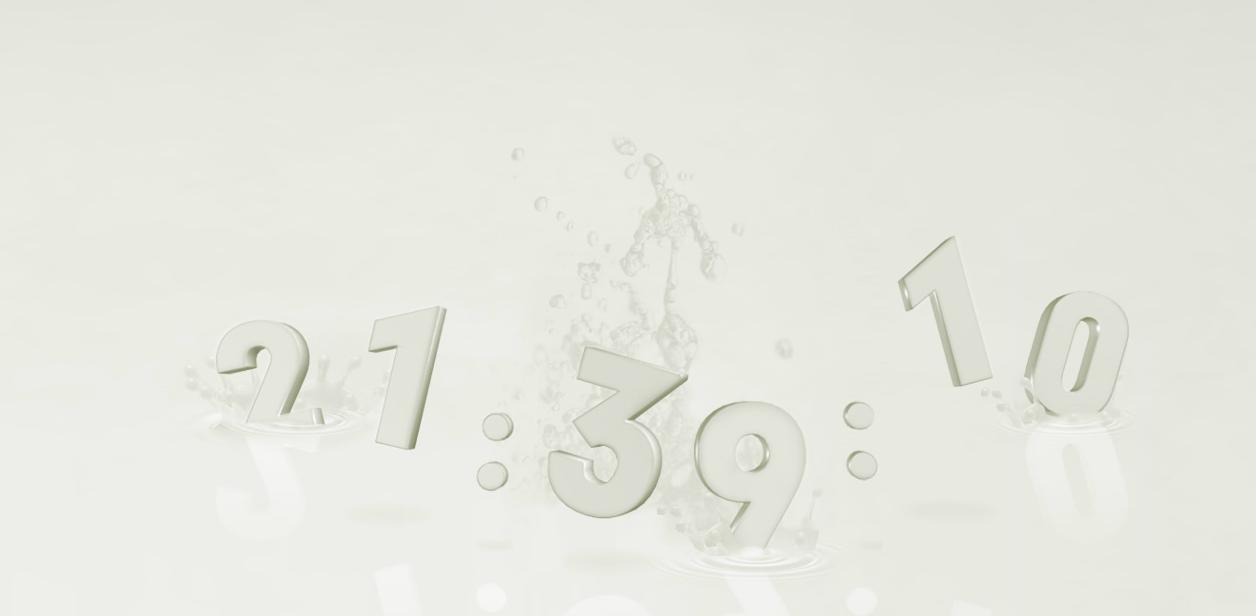 Windows 10 でアナログ時計を表示する | ベア・コ …